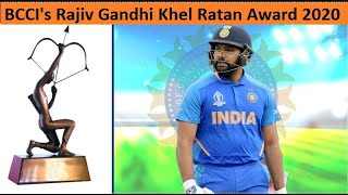 BCCI nominates Indian Vice Caption Rohit Sharma for Rajiv Gandhi Khel Ratna Award 2020