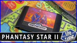 Phantasy Star 2 :: Game Showcase (w/Generation-16)
