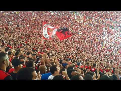 EM DEZEMBRO DE 81 Flamengo 1x0 Corinthians Bola Rolando e Torcida Raça Cantando
