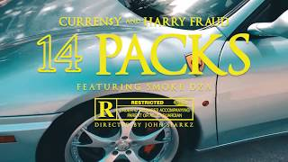 Curren$y & Harry Fraud - 14 Packs (Feat. Smoke DZA) [Official Video]