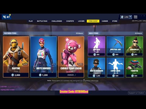 What Is In All The Presents In Fortnite Winterfest