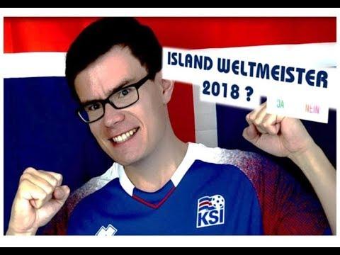 ISLAND bei der WM 2018 I Alle Fakten zum Start I myPM89