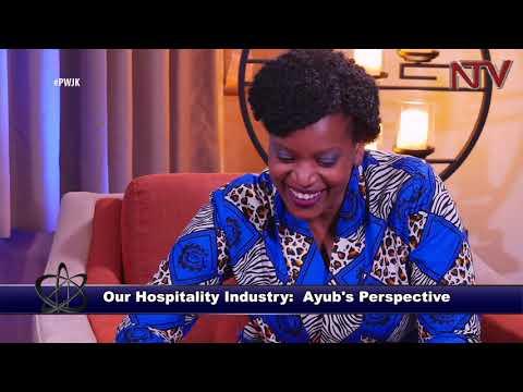 PWJK: Ayub Kato's perspective on Uganda's hospitality industry