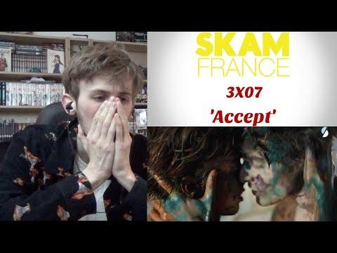 Skam france season 3 isak and even