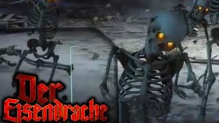 DER EISENDRACHE SKELETON ZOMBIES EASTER EGG GUIDE! SKELETON EASTER EGG TUTORIAL! Black Ops 3 Zombies