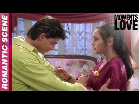 Rahul Visits Tina Kuch Kuch Hota Hai Shahrukh Khan Rani