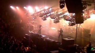 Subsonica - Il diluvio + L'errore + Piombo + Colpo di pistola - live @ Pordenone 31.03.2011