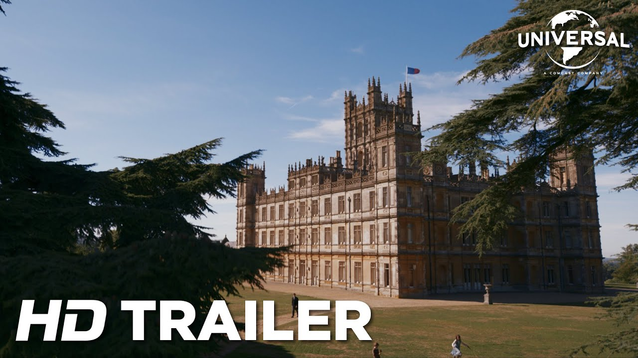 Trailer för Downton Abbey