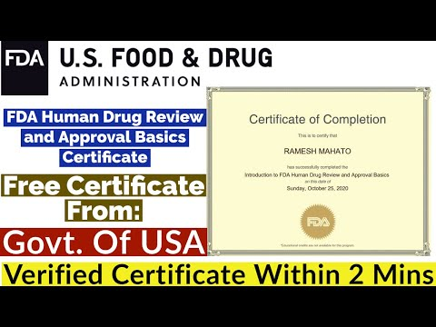 FREE International Certificate   Free Certificate from Govt. Of USA ...
