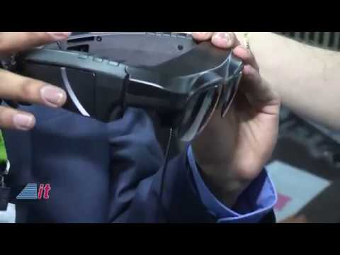CES 2018: X1 Augmented Reality Smart Glasses | Into Tomorrow
