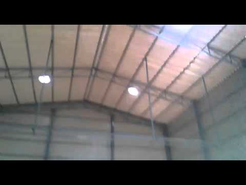 Steel Roofing shed contractor