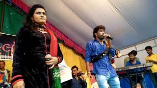 Pooja patel/ashok raj /Morlo group ni moj danta ambaji 2016