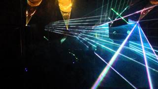 preview picture of video 'Prater Bochum Dom Intro Lightshow'