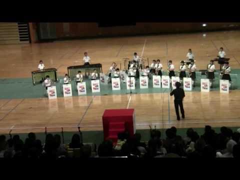 第2回Nagasakiブラス&マーチングフェスティバル-西浦上小学校 Swing Hope Big Band