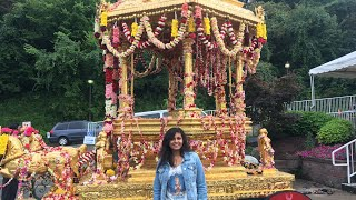 S V Temple Visit ।। Pittsburgh ।। Temple In USA
