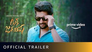 Tuck Jagadish - Official Trailer | Nani, Ritu Varma, Jagapathi Babu and Aishwarya Rajesh | Sept 10