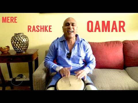 BABA SEHGAL - MERE RASHKE QAMAR - A Tribute to Nusrat Fateh Ali Khan