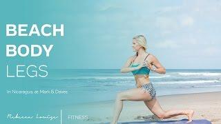Beach Body Legs by Rebecca-Louise