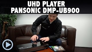Panasonic DMP-UB900 4K UHD Blu-ray Player Vorstellung