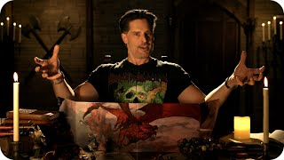 Joe Manganiello Wants To Play D&D With YOU // Omaze