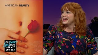 Christina Hendricks Is The American Beauty Hand