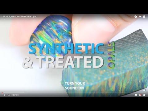 How to buy opal jewelry: Spotting a synthetic -  blackopaldirect.com