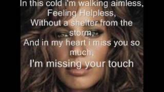 Leona Lewis-Homeless w/Lyrics