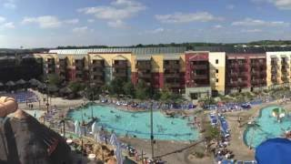 Kalahari Hotel and Resort Waterpark in Wisconsin Dells, WI and how I do it for Free