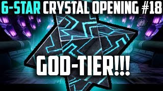 6-Star Crystal Opening #18 - NO WAY 👀 - Marvel Contest of Champions