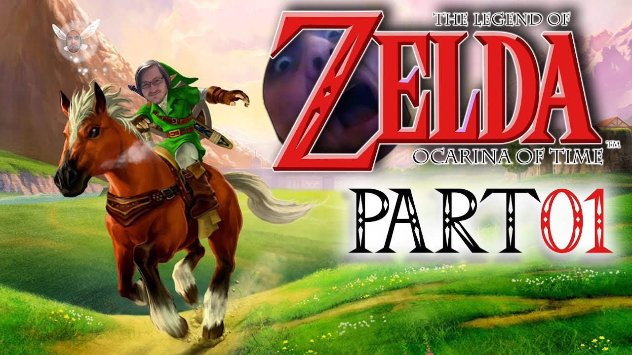 Ocarina of Time – Part 1: The Legend of Zelda – Ocarina of Kyle
