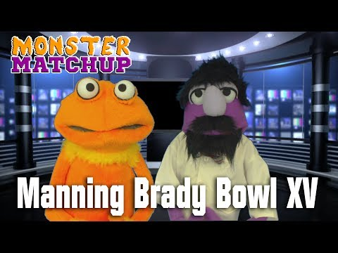 Monster Matchup - Manning Brady Bowl XV