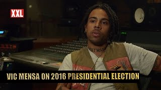Vic Mensa Thinks Americans Can Impact the World by Voting