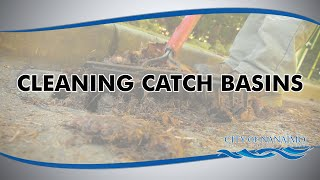 Cleaning Catch Basins - Here's How
