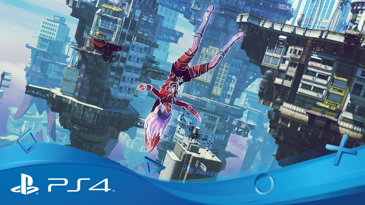 Gravity Rush 2 and Gravity Rush Remastered announced for PS4