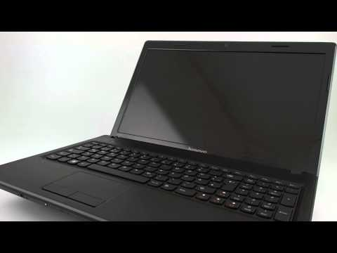 Lenovo G575 AMD Fusion HD Video-Preview