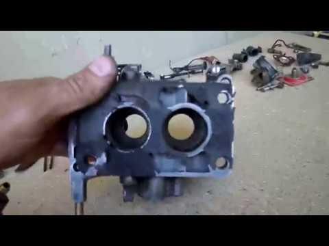 Ремонт карбюратора ВАЗ 2108-2109-21099-2110