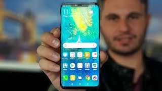 Huawei Mate 20 Pro - Primul Hands-On!