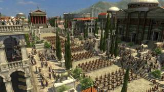 Grand Ages: Rome video