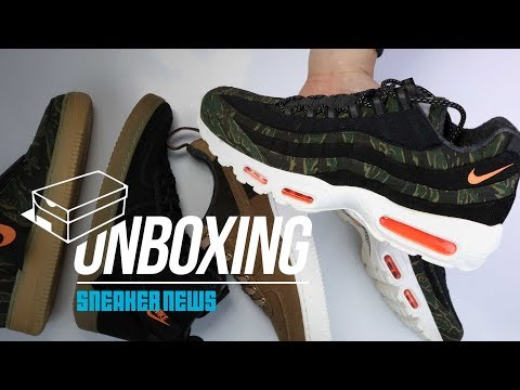 Carhartt WIP Nike Unboxing + Review