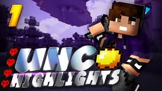 Minecraft: UHC Highlights! Episode 1 - #DreamTeam
