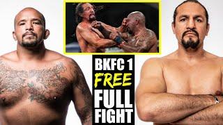 Bloodiest Fight of 2018! BKFC 1: Tony Lopez vs Joey Beltran