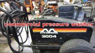 Will It Run? Cheap Garage Sale Pressure Washer