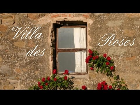 Villa des roses | Book trailer (English)