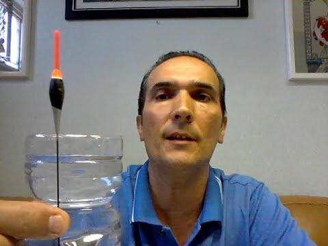 Come fare un trogolo nutrente per pescare di una bottiglia di plastica di video