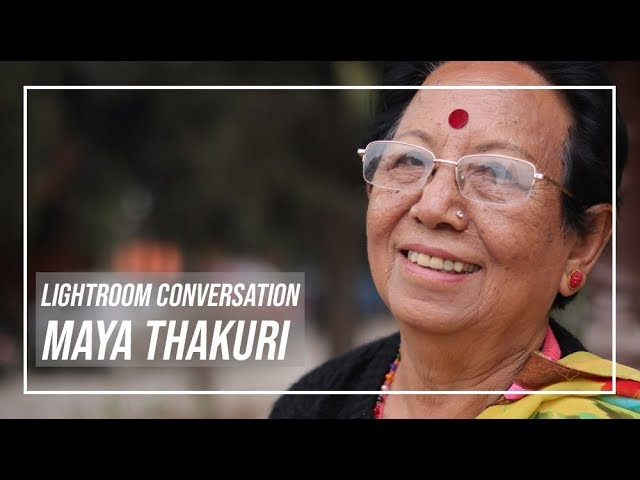 Maya Thakuri: Writing between the lines