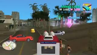 Игра гта вайс сити! Машина vice city. Гта 5 онлайн. #95