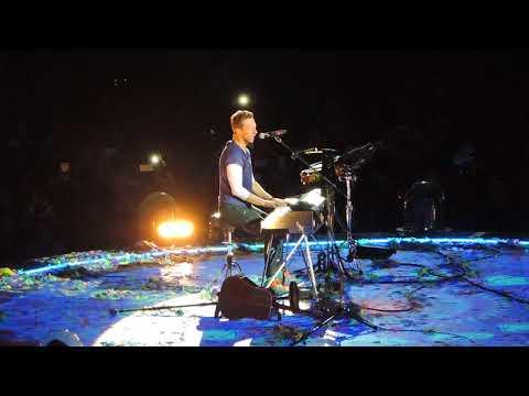 Coldplay - Everglow (Live in São Paulo - Brazil)