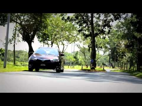 Launched: 2014 Toyota Corolla Altis