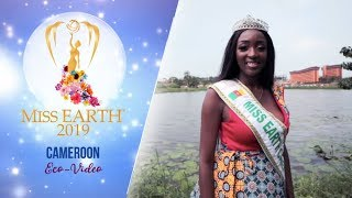 Jessica Djoumbi Miss Earth Cameroon 2019 Eco Video