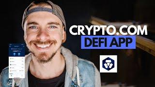 So nehmen Sie Geld von Crypto Defi Wallet zum Bankkonto ab
